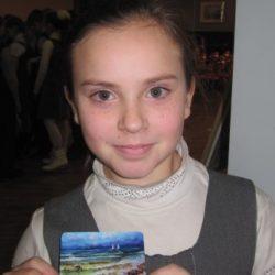 Выставка картин Марины Понартской