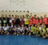 Городской этап Всероссийского проекта «Мини-футбол в школу»