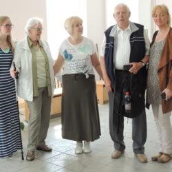 Визит гостей из Германии