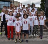 Поздравляем Гайшину Алину, занявшую 2 место в муниципальном этапе соревнований в рамках Спартакиады школьников «Президентские спортивные игры»