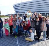 Экскурсия на стадион «Калининград  Арена»