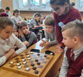 Турнир «Я люблю шашки»