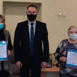 Встреча с заместителем Министра спорта Калининградской области.